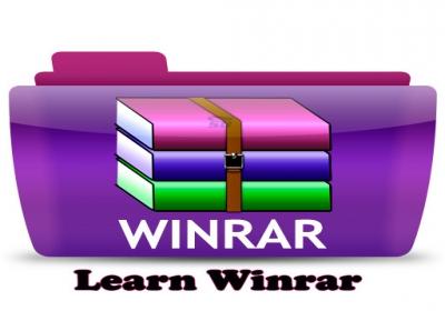 نحوه فشرده سازی Winrar