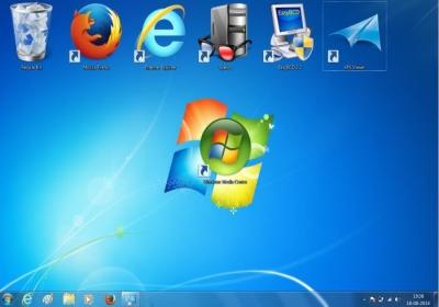 شناخت بخشهاي مختلف يک پنجره کاربردي Desktop در ویندوز 7