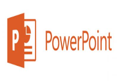 کار با خط کش در Power Point