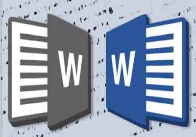 مقایسه دو فایل مشابه و پیدا کردن تغییرات و تشابه آن ها در ورد