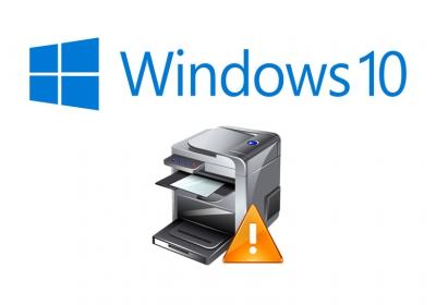 نصب پرینتر و کار با آن در سیستم عامل ویندوز 10